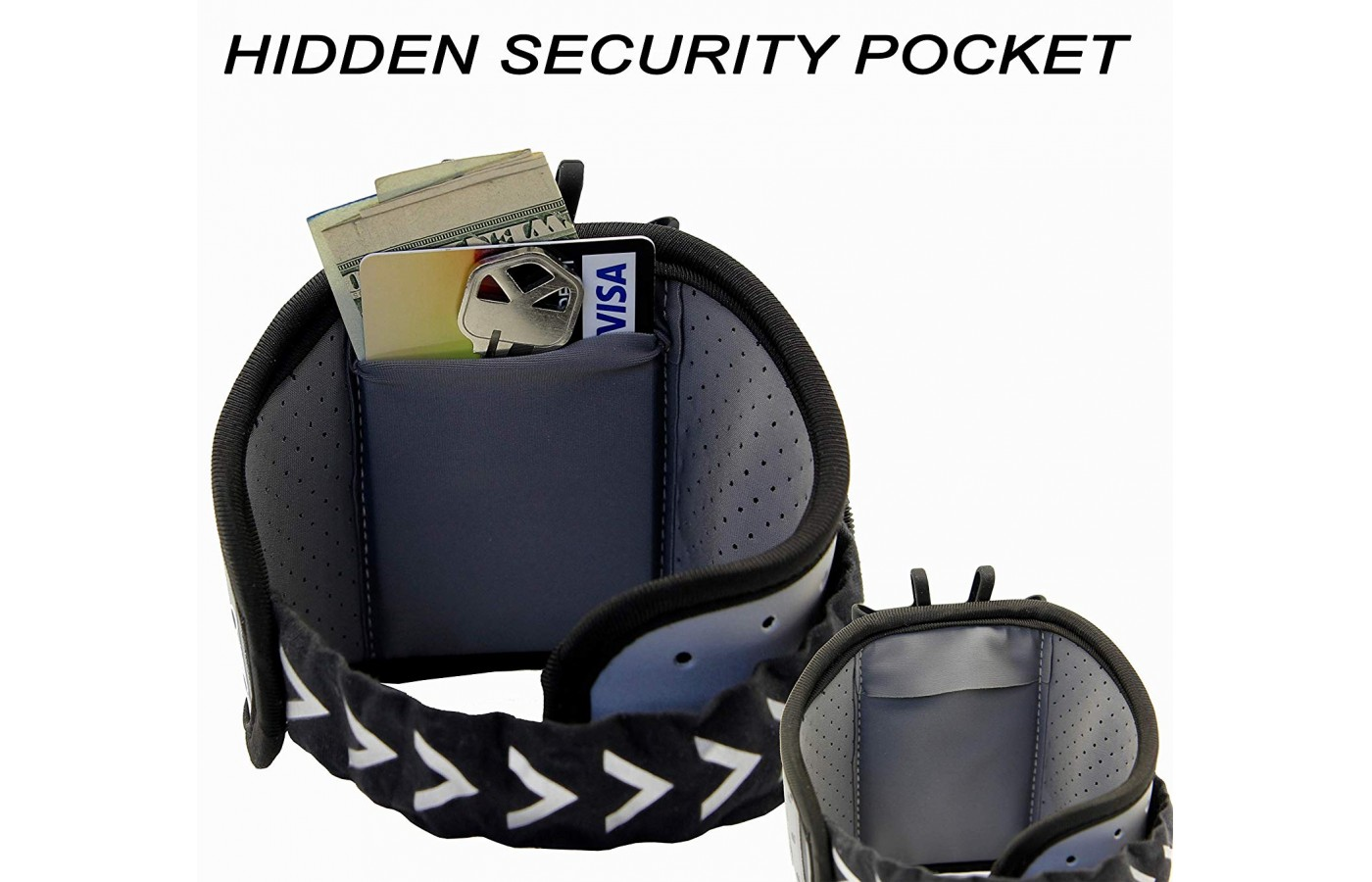 MyBand™ Elite Armband Pockets