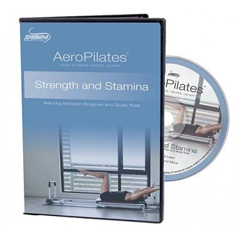 AeroPilates Best Pilates Workout DVD