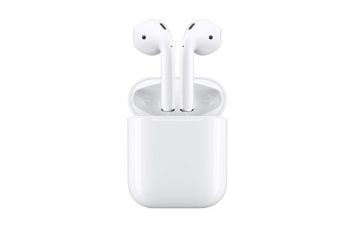 Apple AirPods front
