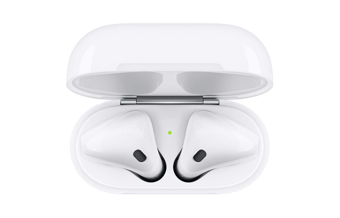 Apple AirPods top