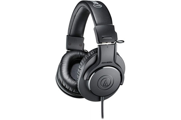 An In Depth Review of the Audio-Technica ATH-M20x in 2019