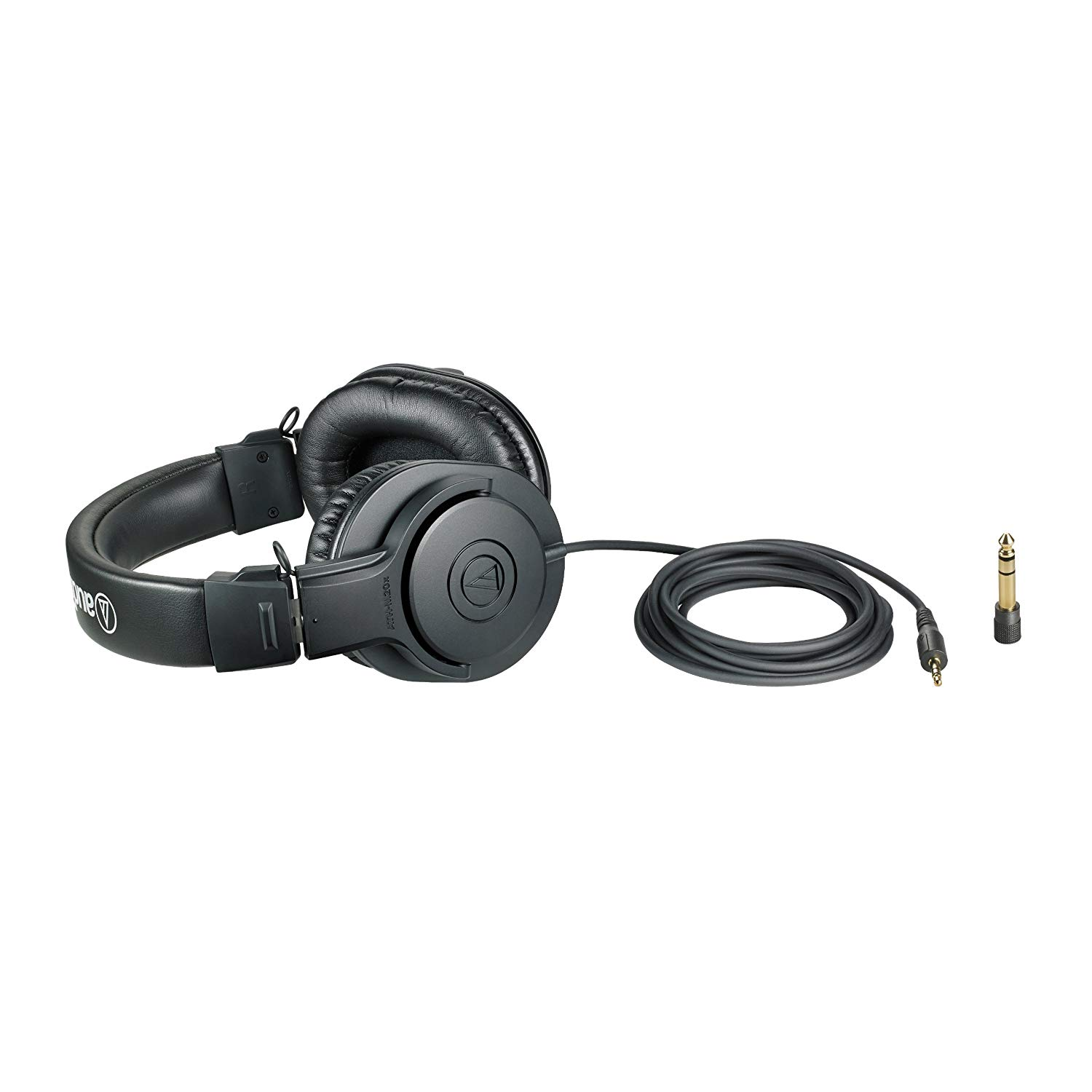 Audio-Technica ATH-M20x Unboxed