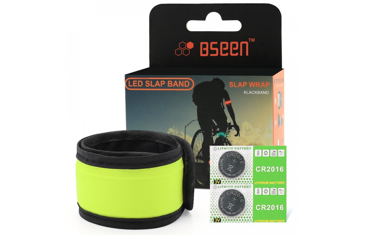 BSEEN LED feature