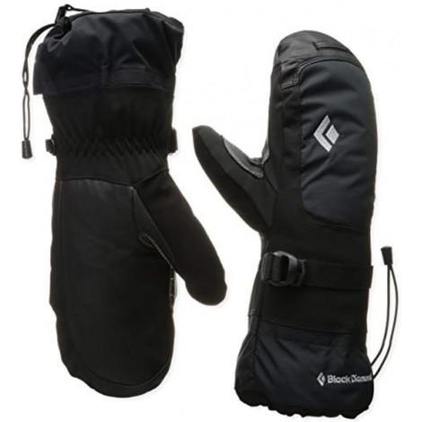 gloves for hiking Black Diamond Mercury Mitts