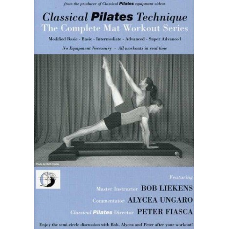 Classical Pilates Technique Pilates DVD