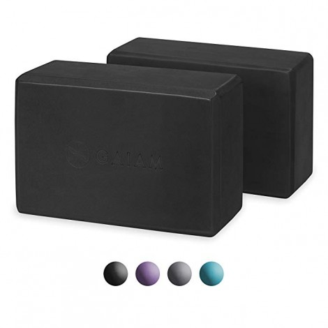 Gaiam Essentials yoga foam block