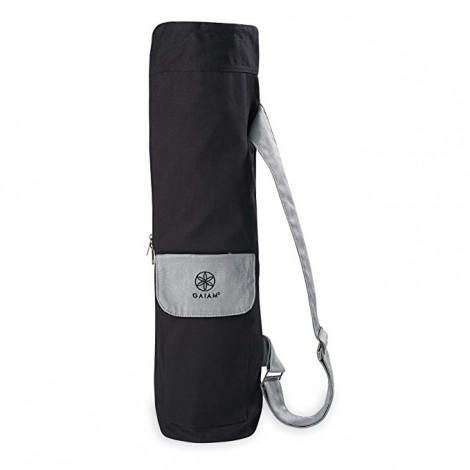 Gaiam best yoga mat bag carrier