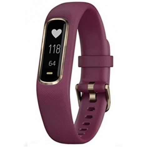 Garmin Vivosmart 4 heart rate monitor watch and fitness tracker