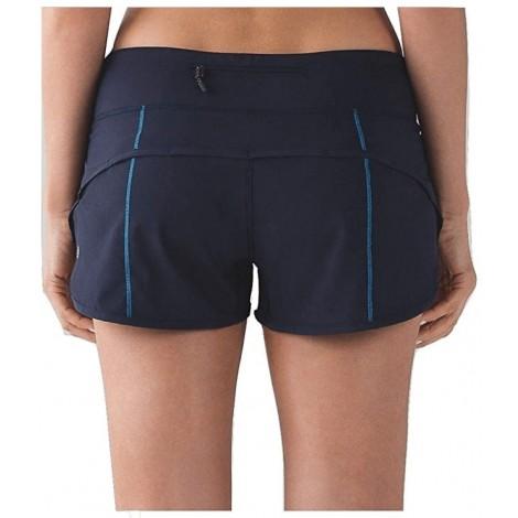 Lululemon Run Speed cycling shorts for women