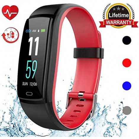 mgaolo fitness tracker and heart rate monitor