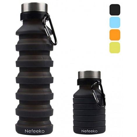 Nefeeko best collapsible water bottle