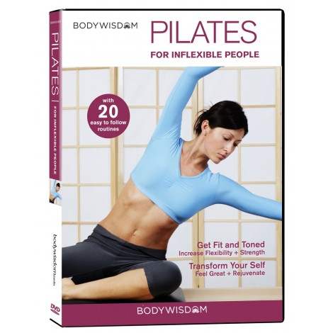 Pilates Complete for Inflexible People workout DVD
