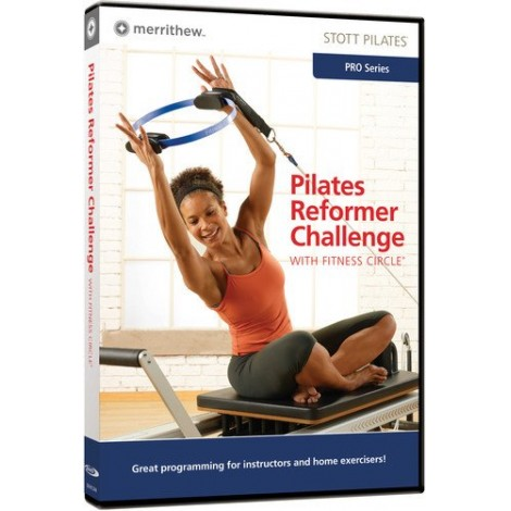 Pilates Reformer Challenge Pilates DVD workout