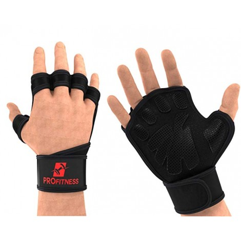 ProFitness gloves for weightlifting