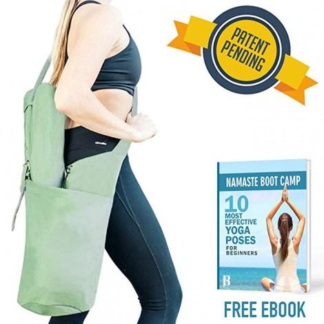 RIMSports Yoga Mat Bag for Women