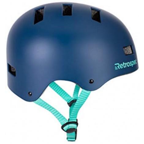 Retrospec CM-1 Classic Commuter Multi-Sport Helmet with 10 Vents