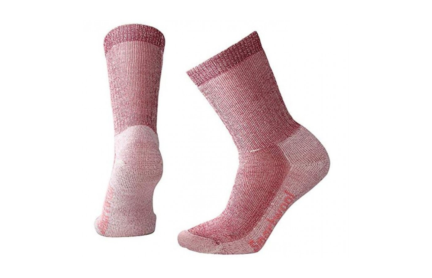 Smartwool Hike Crew Socks Red