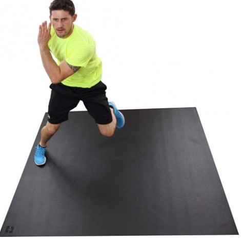 Square36 best exercise mat