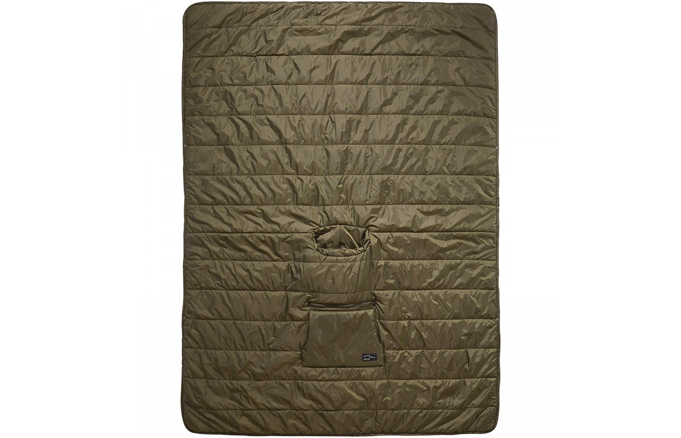 Therm-a-Rest Honcho Poncho Folded 1
