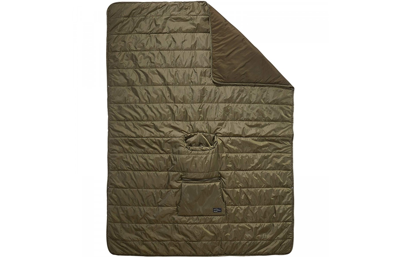 Therm-a-Rest Honcho Poncho Folded 2