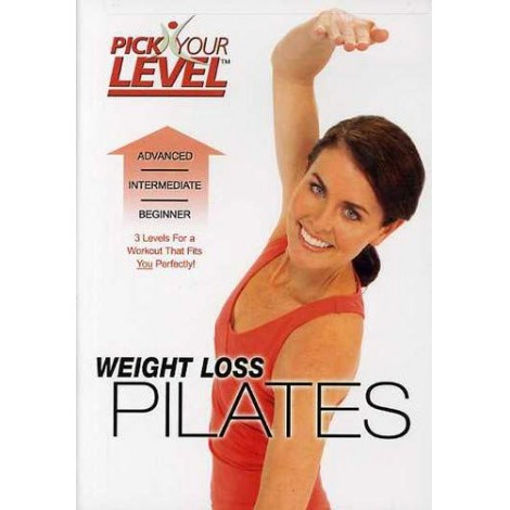 Weight Loss Pilates: Pick Your Level pilates workout dvd