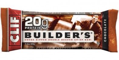 An In Depth Review of the Clif Builder's Protein Bar in 2019