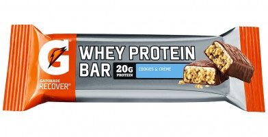 An In Depth Review of the Gatorade Whey Protein Bar in 2019