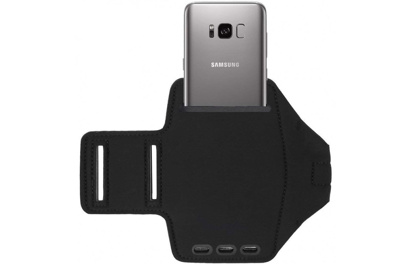 i2 Gear Armband back