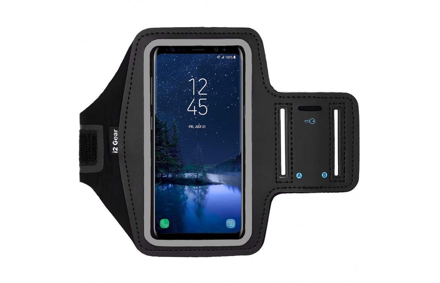i2 Gear Armband front