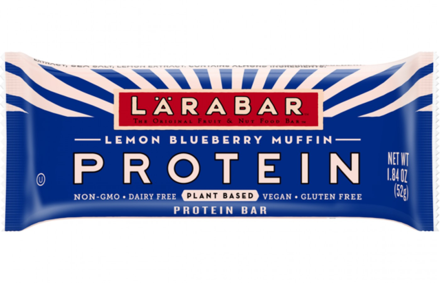 A lemon and blueberry studded bar is a great way to start the day.