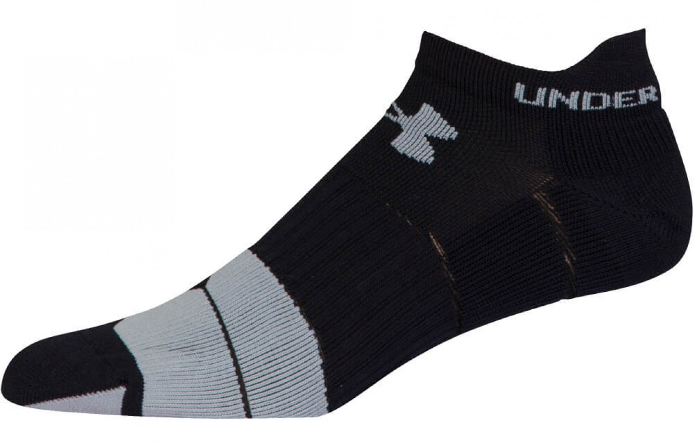 Under Armour Run Socks Side View