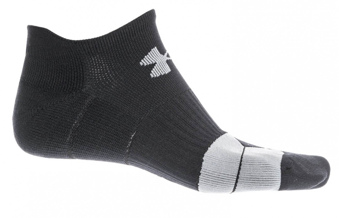 Under Armour Run Socks Angled View