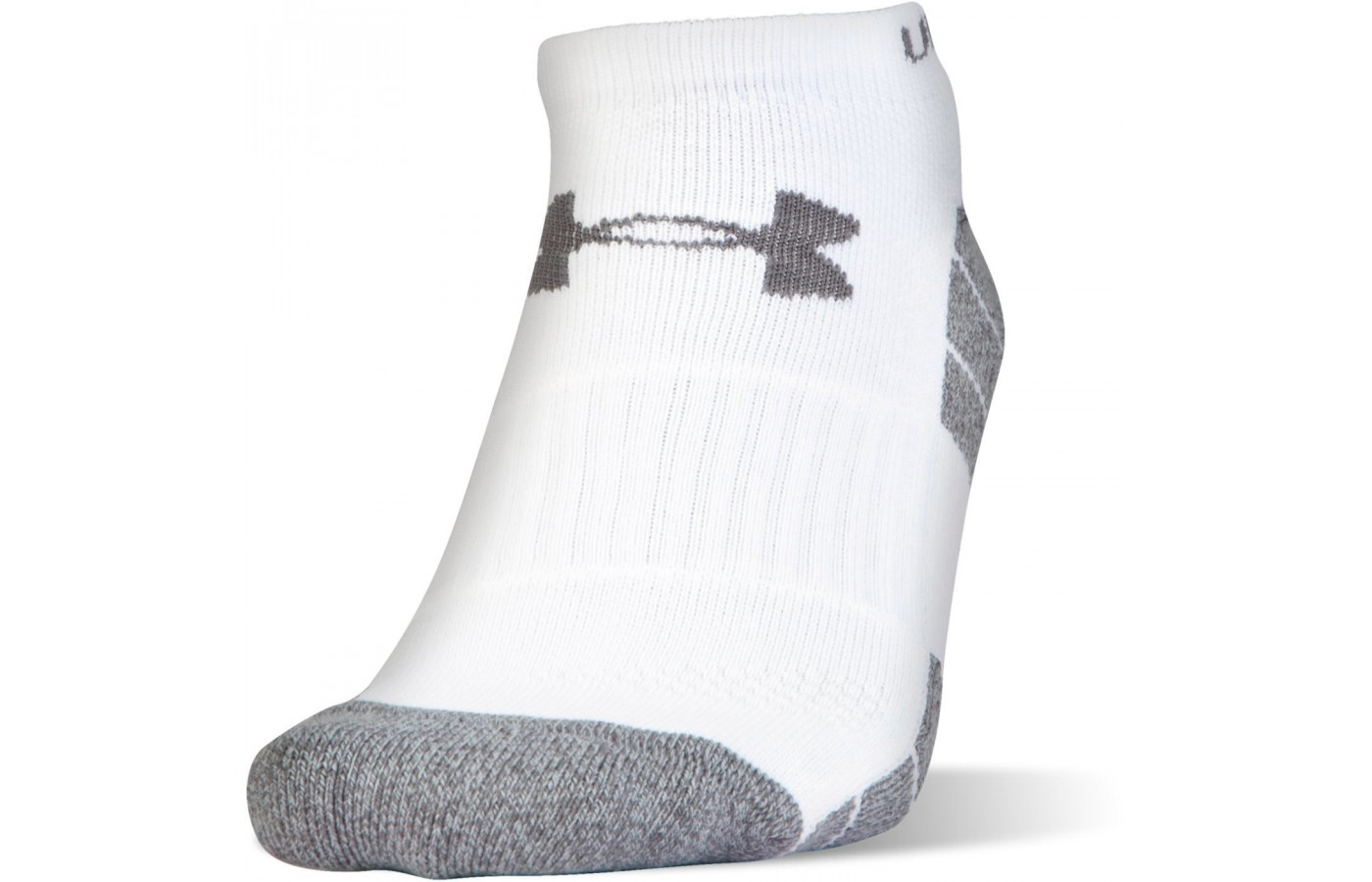 Under Armour Elevated Socks Front View