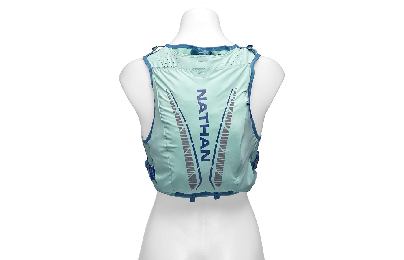 Nathan Vaporhowe Hydration Pack Back View
