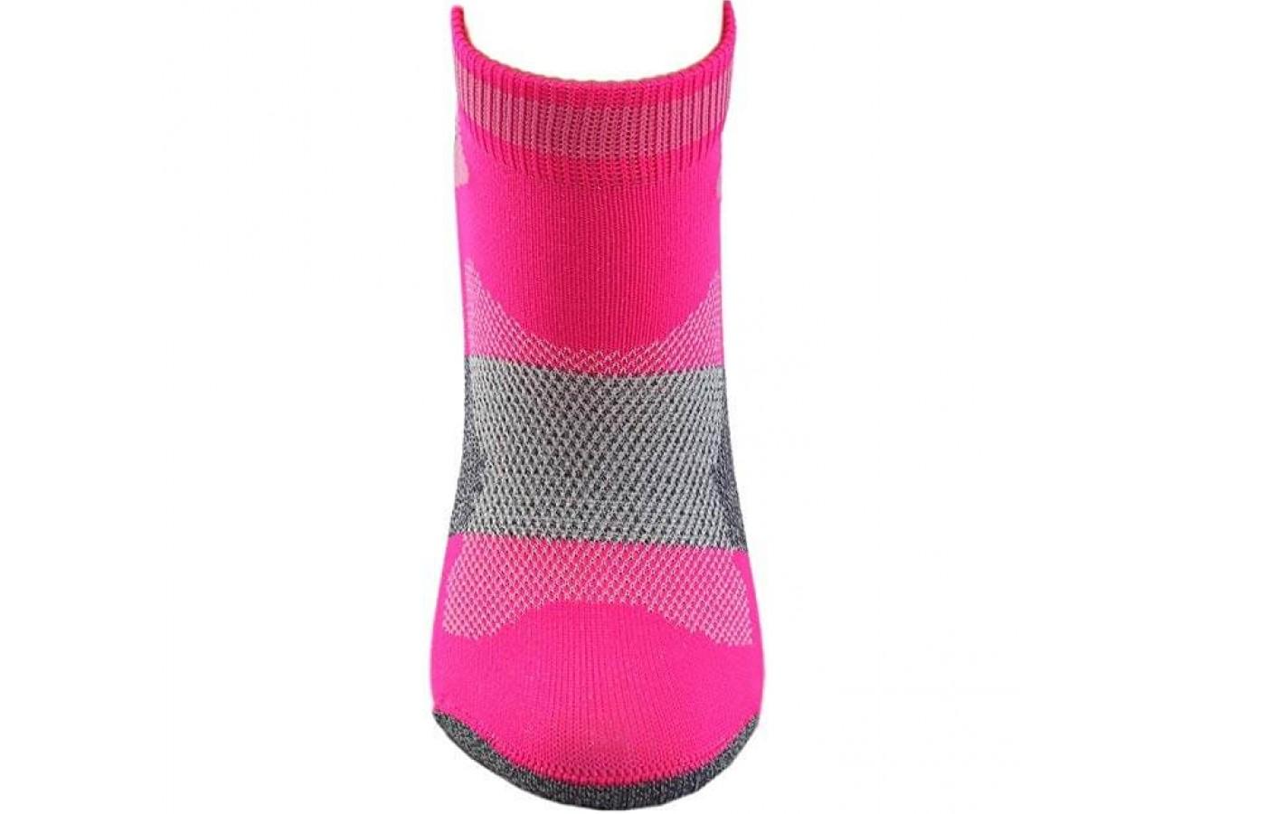 Asics Quick Lyte Socks Front