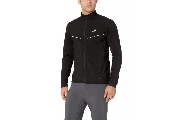 An In Depth Review of the Salomon Agile Softshell in 2019