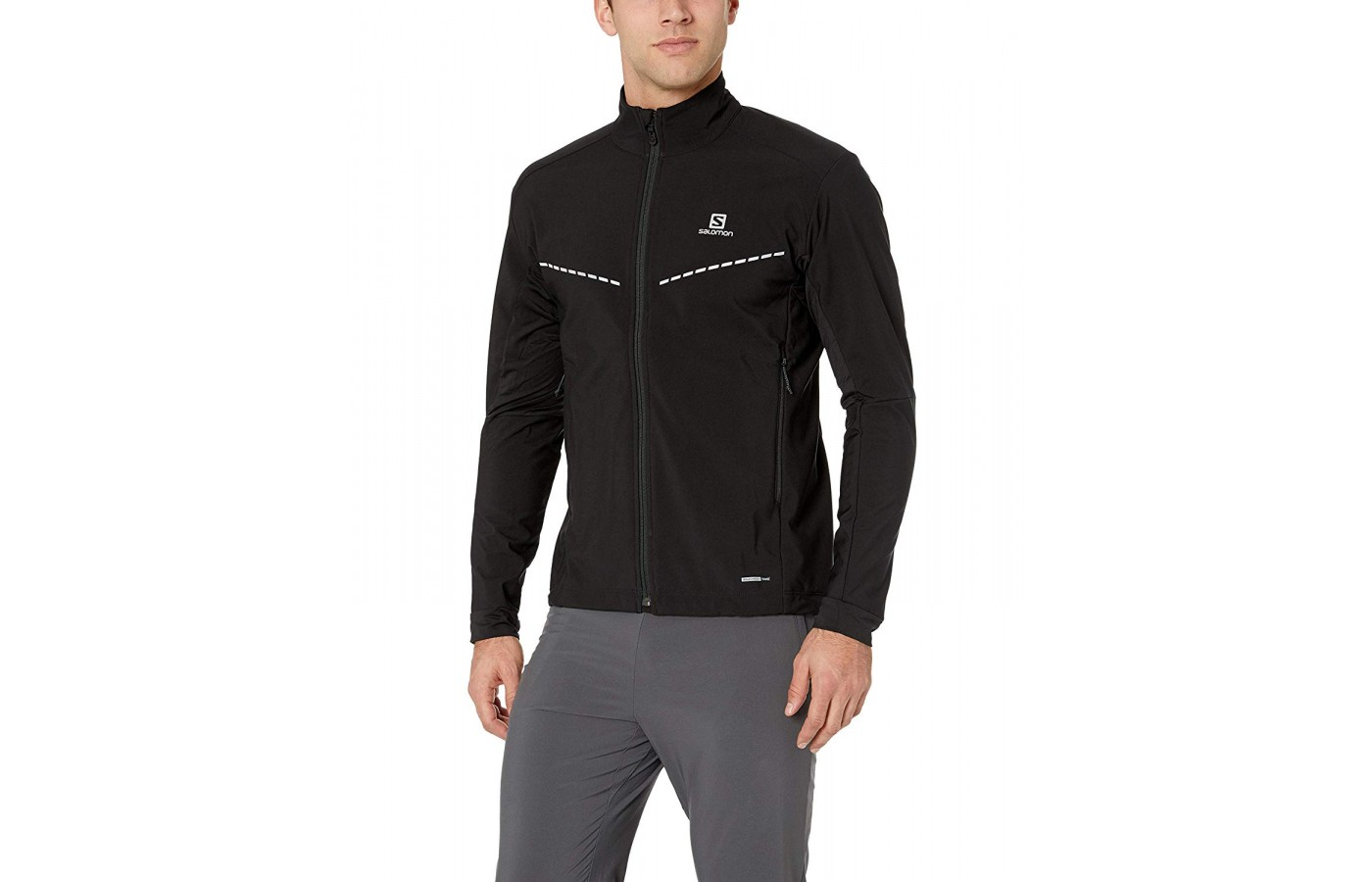 Salomon Agile Softshell Front