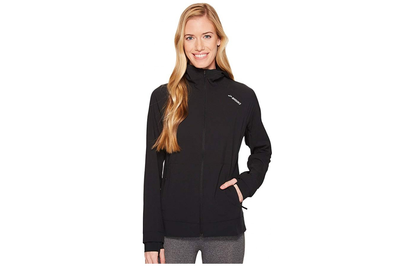 Brooks Canopy Jacket Front