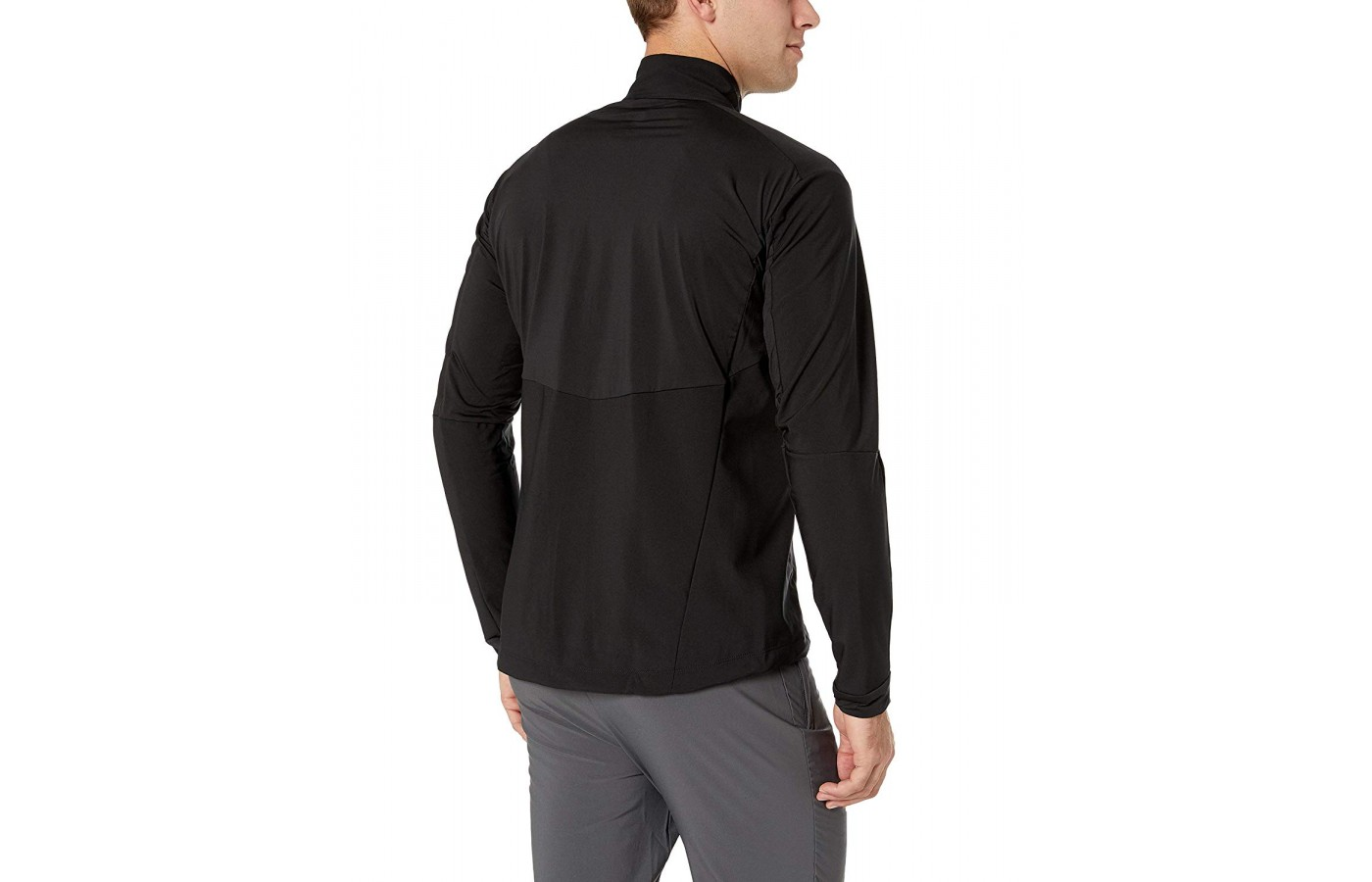 Salomon Agile Softshell Rear