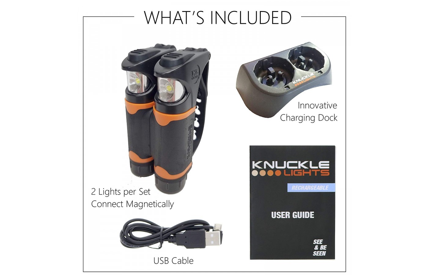 Knuckle Lights Set