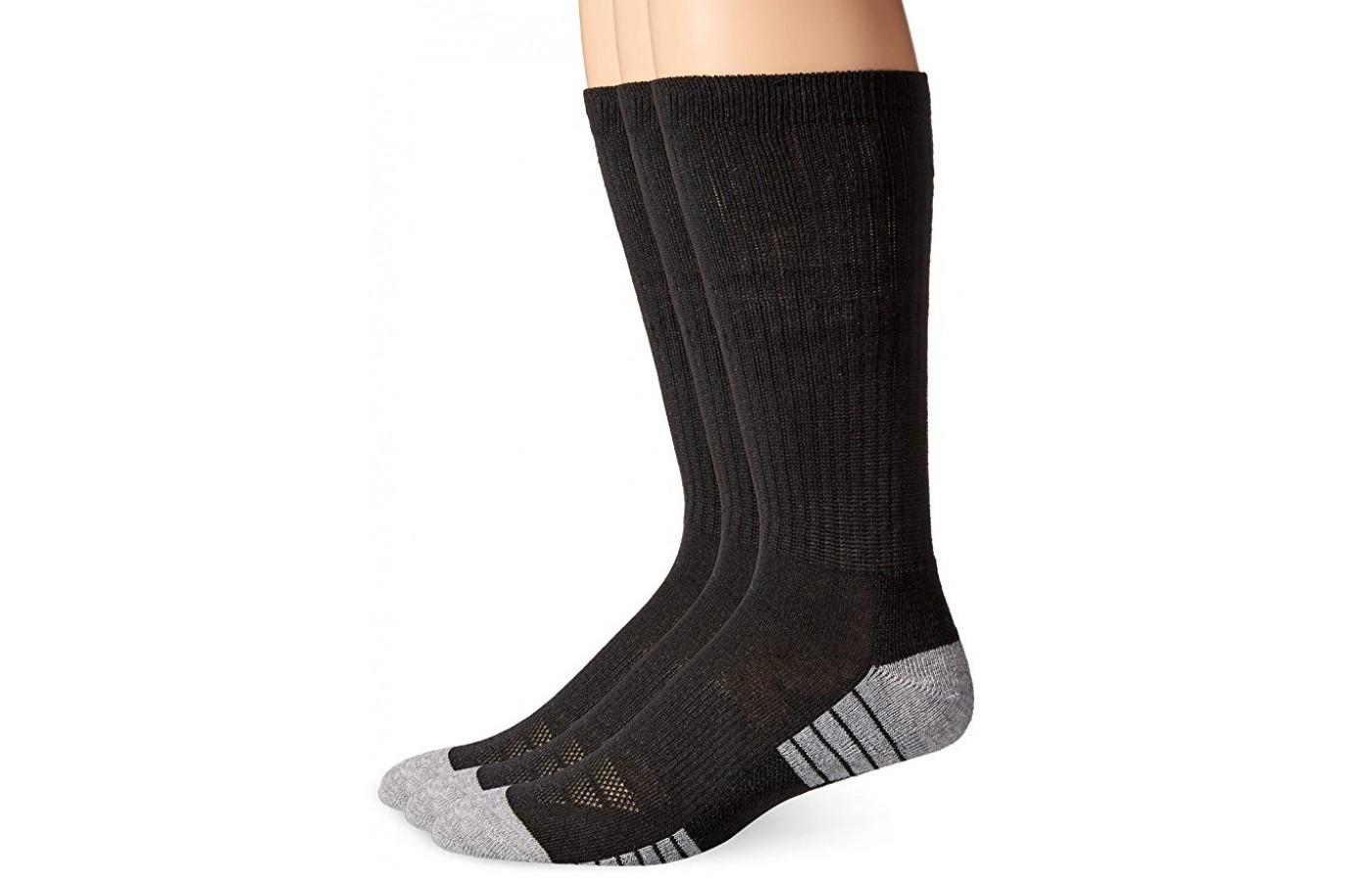 Under Armour Heatgear Socks Side