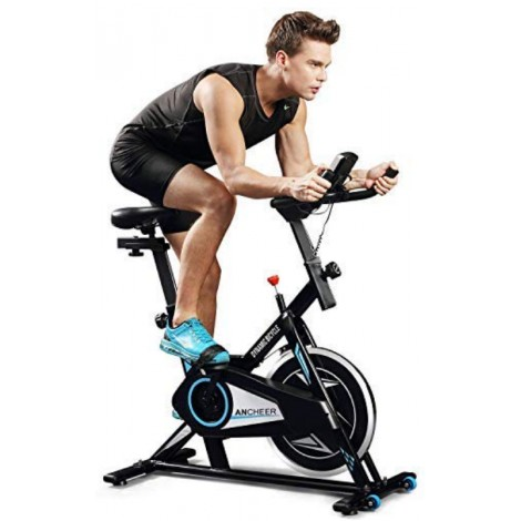best exercise bike ANCHEER-M6008