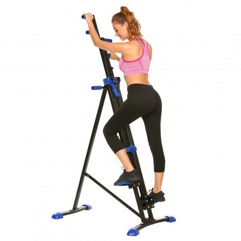 ANCHEER Vertical Climber home gym machine