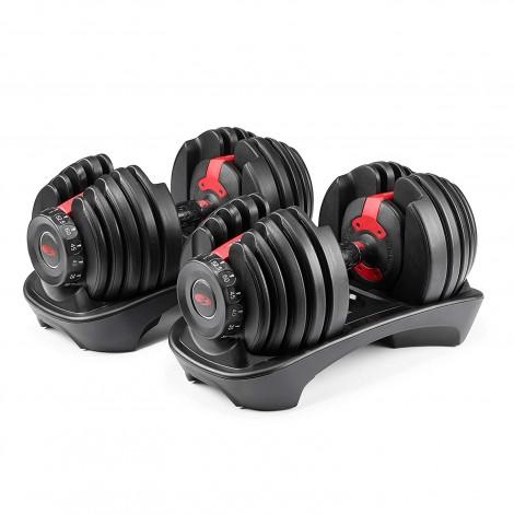 Bowflex SelectTech Adjustable Dumbbells