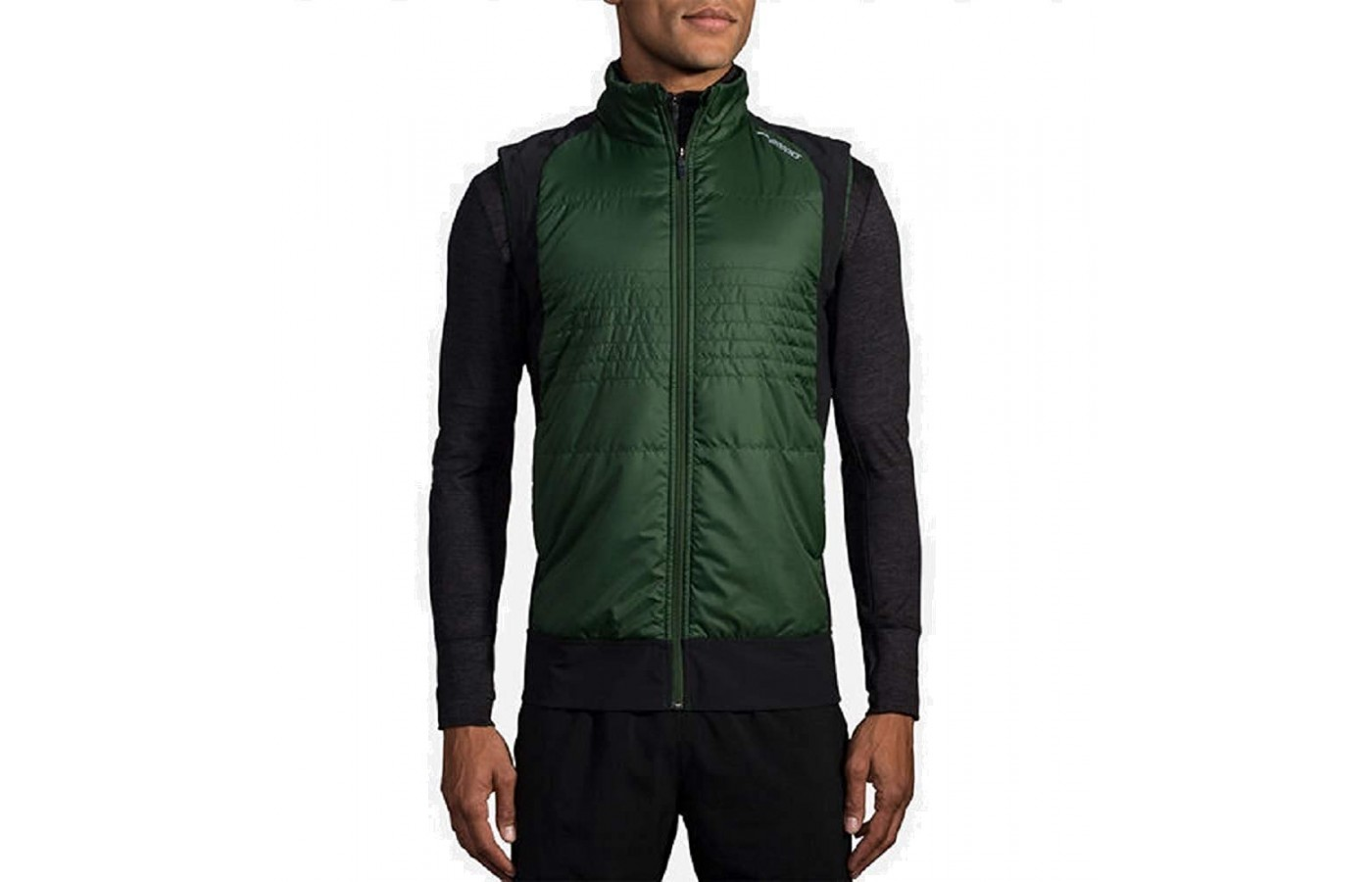 Brooks Cascadia Vest green