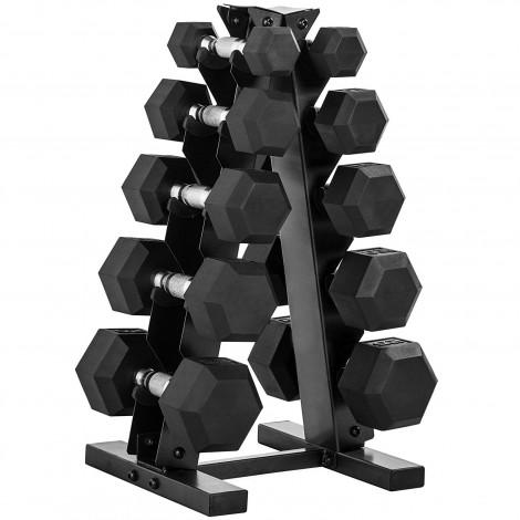 CAP Barbell Dumbbell Weight Set