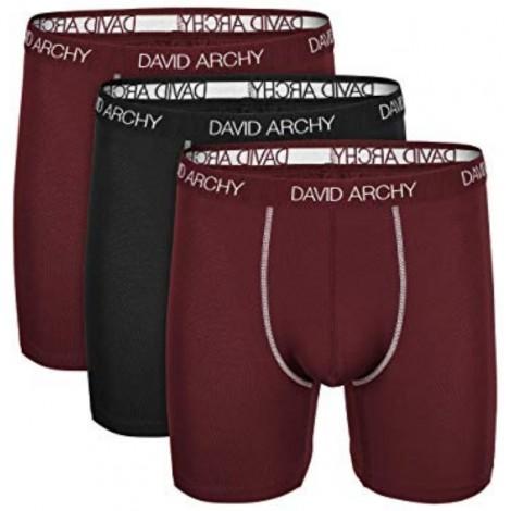 David Archy underwear for hiking
