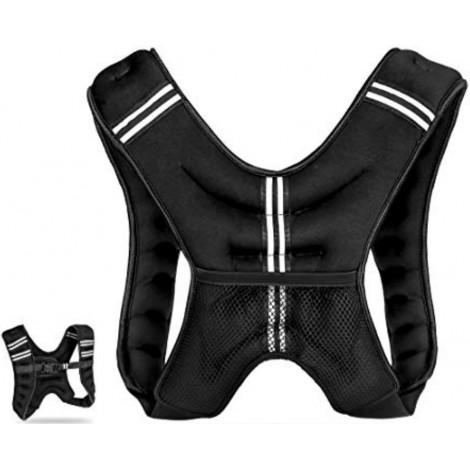 JBM International men's weight vest