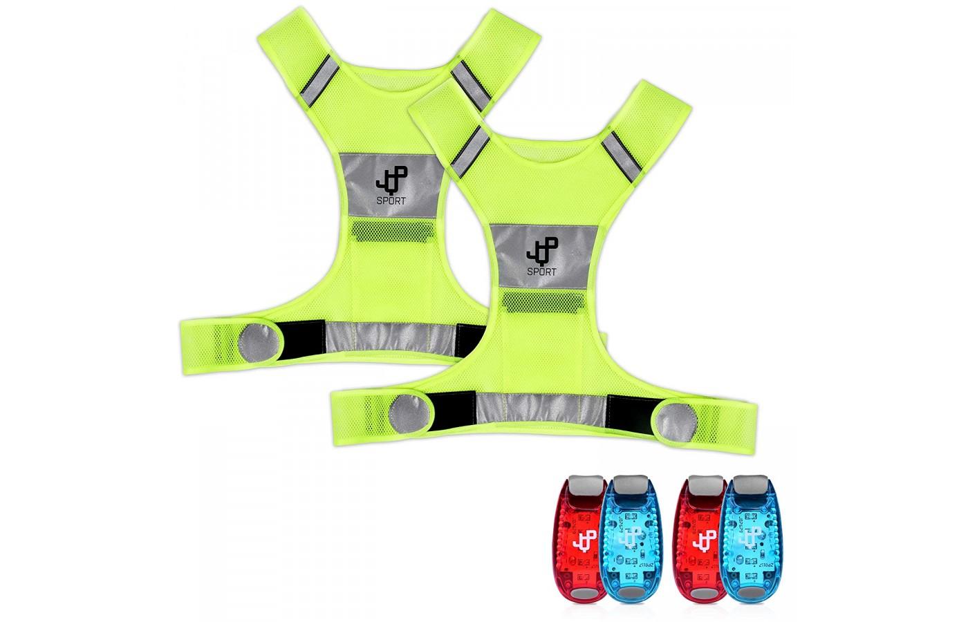 JQP Sports Running Vest feature