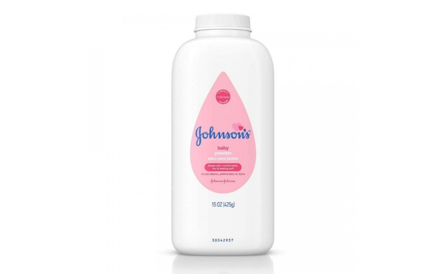 Johnson's Baby Powder front